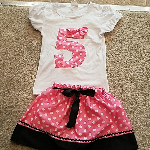 5 Year Old Birthday Girl Outfit M 5aff1ad845b30cdd05c01fc0